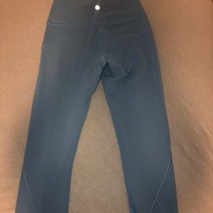 Lululemon In Movement 7/8 Leggings